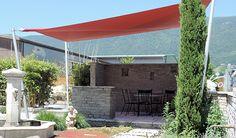 Sonnensegel Outdoor Decor, Home Decor, Sun Sails, Homemade Home Decor, Interior Design, Home Interiors, Decoration Home, Home Decoration, Home Improvement