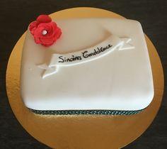 Cake simply condoléance