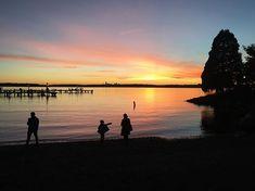 Kirkland sunset #sunset #kirkland #seattle #iphone