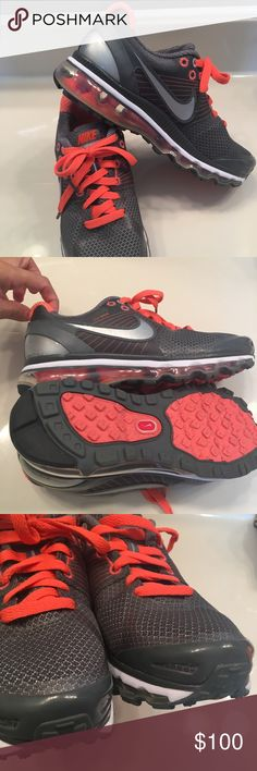 Nike airmax 360/size 6.5 New/ never worn.Good workout shoes with better look! Nike Shoes Sneakers