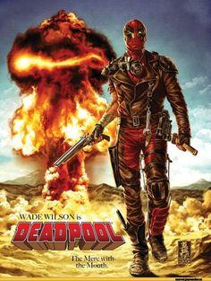 Deadpool (Mad Max Style) (Marvel Legends) Custom Action Figure