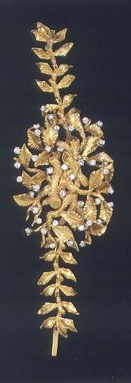 The Tree of Life Bracelet, Salvador Dali, 1953.