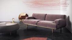 Das Sofa madison ist ein Muss für alle, die abgerundete Ecken und 60er-Jahre-Ästhetik lieben. Die weichen Formen und der Rahmen aus massivem holz führen die Gedanken zurück in eine entschwundene Zeit mit Herrenzimmern, Cognac und Sanduhrfiguren. Werfen Sie das Grammofon an, legen Sie die Beine hoch und fühlen Sie sich zuhause.