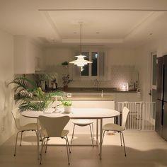 Cafe Interior, Apartment Interior, Apartment Design, Apartment Living, Kitchen Interior, Room Interior, Interior Design, Interior Decorating, Home Room Design