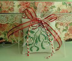 Vianočno - levanduľový