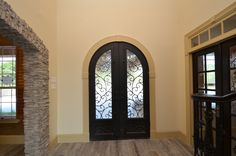 Front Entry Way Remodel by Sapphire Custom Homes#SapphireCustomHomes#CustomHomeBuilder#Remodel#Acreage#Texas#RealEstate