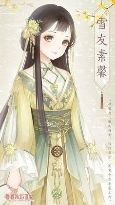 Manga Girl, Anime Girls, Nikki Love, Anime Dress, Anime People, Beautiful Anime Girl, Anime Outfits, Character Outfits, Manga Drawing
