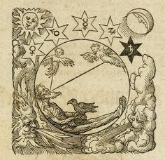 Basilius Valentinus   Occvlta philosophia: von den verborgenen philosophischen Geheimnussen der heimlichen Goldblumen vnd lapidis philosophorum, was derselbige, vnd wie zu Erlangung dessen zu procediren, aussführlicher Bericht in einem philosophischen Gespräch verfasset (1613)