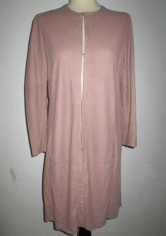 * * * DROMe Ledermantel Longjacke kakao, Gr.M * * * Shirt Dress, Shirts, Ebay, Dresses, Fashion, Clothing Accessories, Jackets, Fashion Women, Vestidos