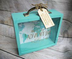 Wedding adventure fund ideal wedding gift. #weddinggift #weddingfund #adenturefund www.facebook.com/handmadebyhodgepodge