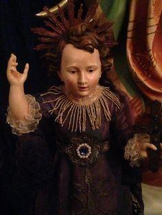 Divino Niño at the Casa Santo Niño Museum, Linden, New Jersey