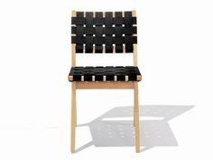 Buy the Knoll Risom Side Chair online at Nest.co.uk