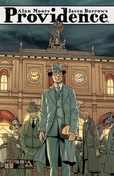 Providence (Comic Book) - TV Tropes