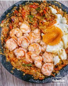 Simple recipes for special daily menus - Simple recipes for special daily menus - Seafood Recipes, Chicken Recipes, Cooking Recipes, Asian Recipes, Healthy Recipes, Ethnic Recipes, Simple Recipes, Healthy Food, Sambal Recipe
