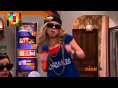 Sam and Cat Rapping! - YouTube.
