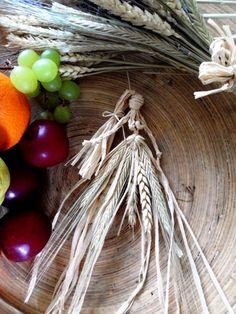 Lammas Corn Dolly. Pagan Harvest Corn Mother. Lughnasadh Altar amulet..