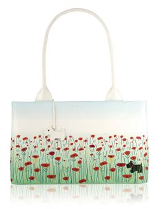 radley tote bag - This poppyfield tote bag made by Radley London is fantastic! This designer ladies handbag from Radley London is gorgeous !