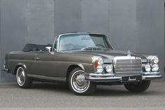 1971 Mercedes-Benz W111/112 - 280 SE 3,5 Cabriolet | Classic Driver Market #mercedesclassiccars