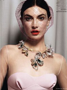 Jacquelyn Jablonski Vogue Russia October 2012