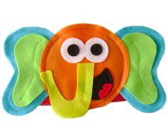 Jogo - Elefantinho Colorido