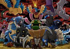 Ancient Pokémon