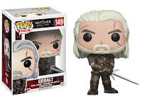Funko Pop Wave!: The Witcher. Pops! brujos