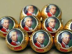 Pralinele Mozart