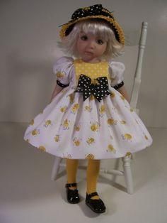 Bee Mine by Treasured Doll Designs