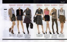Instyle 28 days of amazing outfits