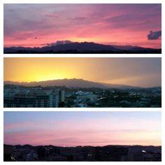 Fuengirola  sunsets