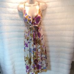 . TRACY REESE. Upscale designer sundress! Absolutely perfect for summer! High-quality fully lined You will love. Bundle and save $$ Tracy Reese Dresses Midi