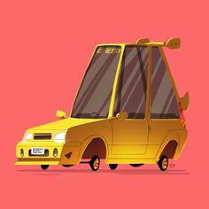IdeaFixa » Carros de nossa infância
