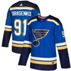 Adidas St. Louis Blues  91 Youth Vladimir Tarasenko Authentic Royal Blue  Home NHL Jersey 42b6661fc