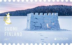 Four seasons in the 100-stamp roll   Official Finland Stamps   Start collecting Finland and other Nordic Stamps