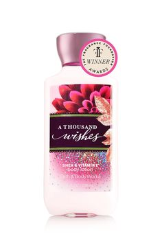 A Thousand Wishes Body Lotion - Signature Collection - Bath & Body Works
