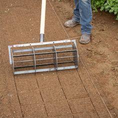 Gridder Spool – 4 x 4 - Gridder Accessory Veg Garden, Lawn And Garden, Agricultural Tools, Best Garden Tools, Farm Layout, Organic Gardening Magazine, Farm Tools, Garden Seating, Small Farm