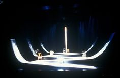 Molly Sweeney. Canadian Stage. Scenic design by Astrid Janson. 1998