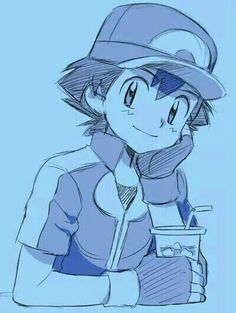 Crop beau en noir et blanc ! Ash Pokemon, Pokemon Ash And Misty, Pokemon Ash Ketchum, Pokemon Ash And Serena, Pokemon People, Cute Pokemon, Pikachu Drawing, Pokemon Sketch, Pikachu Art