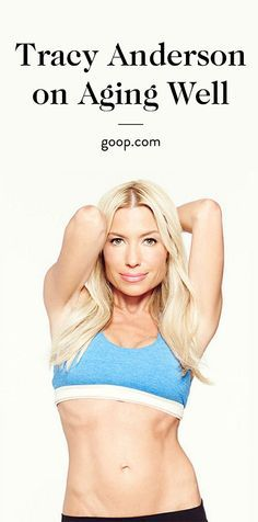 Thank you, Tracy Anderson                                                       …