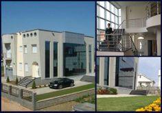 Objekt Banimi-Ferizaj, Fasade strukturale, kangjella margarita