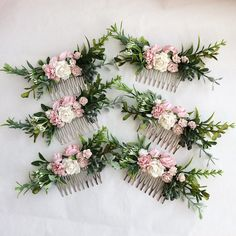 to share the latest addition to my shop: Blush hair comb, blush pi.,Excited to share the latest addition to my shop: Blush hair comb, blush pi. Wedding Hair Clips, Wedding Headband, Wedding Hair Pieces, Blush Flowers, Flowers In Hair, Flower Girl Hair Accessories, Flower Hair Pieces, Flower Girl Hairstyles, Wedding Hairstyles