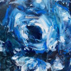 Heidi Shedlock: China Rose: fine art   StateoftheART Rose Oil Painting, China Rose, Delft, Canvas Size, Original Artwork, Africa, Ink, Fine Art, Gallery