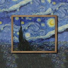 Second prize went to a re-imagining of a van Gogh painting, as the artist may have painted had he a larger canvas. Based on a playful use of mathematics, a computer algorithm analyses a pattern and style and extrapolates it to fill a larger area.