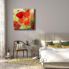 Arte della parete di tela, soggiorno parete arte olio pittura, decorazione della parete camera da letto, arte contemporanea, pittura soggiorno arte decorativa