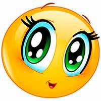 Illustration about Vector design of a cute manga girl emoticon. Illustration of button, emoji, emotion - 54790112 Smiley Emoji, All Emoji, Smiley Smile, Funny Emoji Faces, Funny Emoticons, Emoji Love, Smiley Faces, Images Esthétiques, Emoji Images