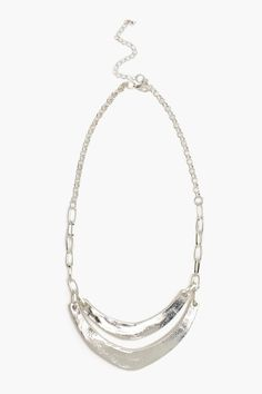 Double Edge Necklace