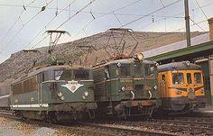 Estación de Latour-de-Carol-Enveitg - Ferropedia