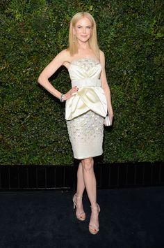 Nicole Kidman, Chanel Pre-Oscar Dinner 2017