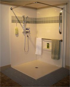 Accessible bathrooms on pinterest wheelchairs handicap for Bathroom designs elderly