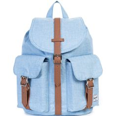 Herschel Supply Co Dawson Womens Backpack ( 83) ❤ liked on Polyvore  featuring bags 9fb4d370468ff